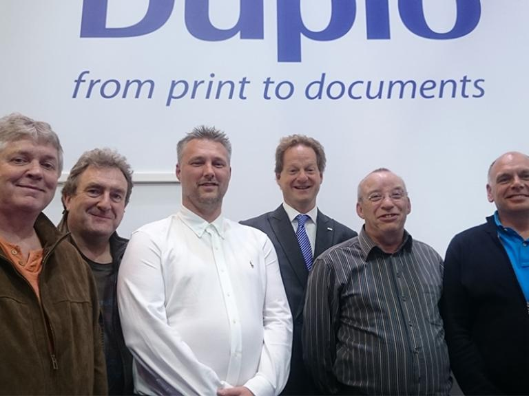 Colourfast Targets More Growth with Duplo Drupa Deal