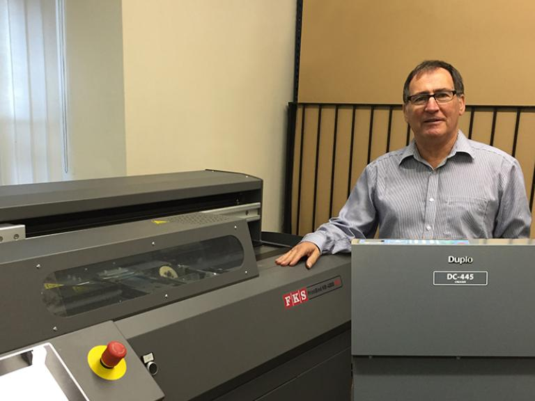 Print Factory Opens New Markets with Duplo Investment