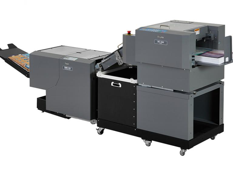 Duplo Targets Digital Print Market with 150Cr Booklet System Launch