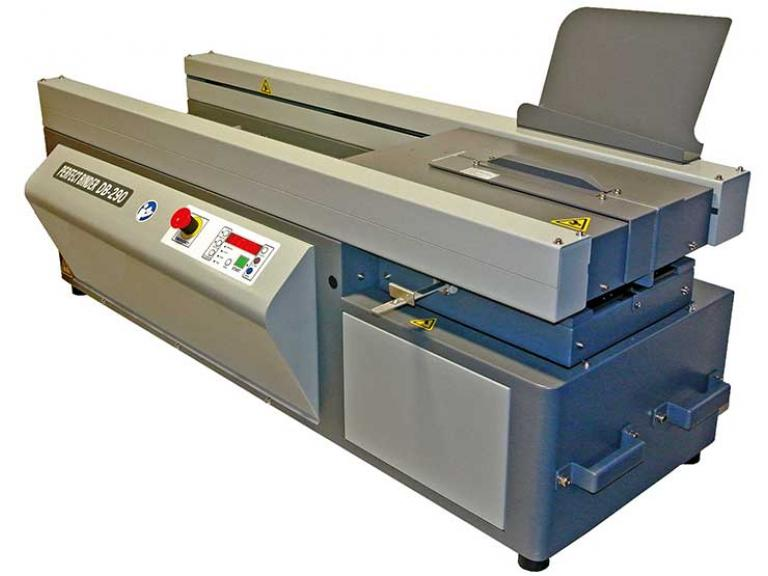 Duplo Enhances its Binding Portfolio with DB-290 Perfect Binder