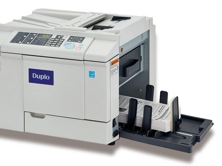 Duplo Adds Cost Competitive DP-A100 II Duprinter