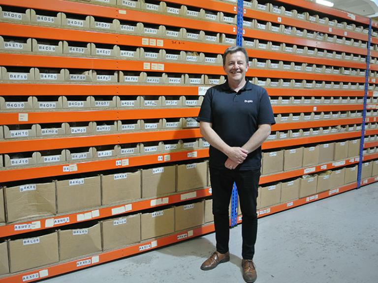 A day in the life of our Warehouse and Distribution Manager