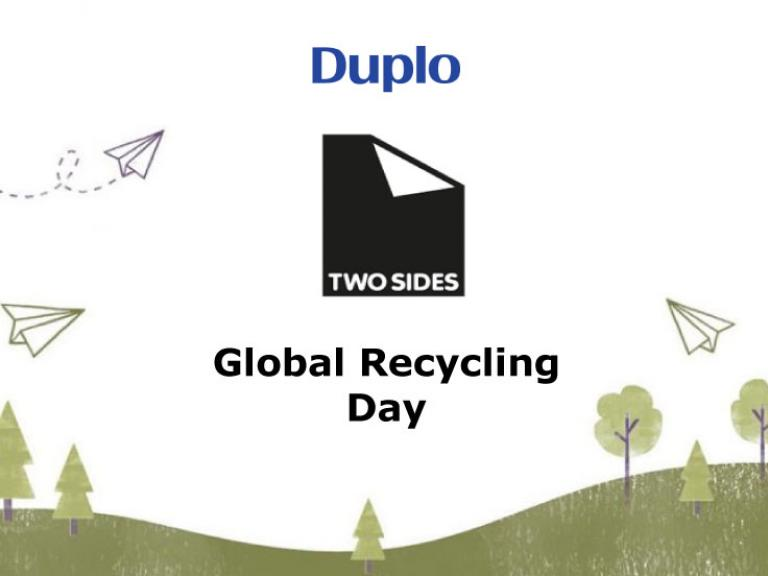 Global Recycling Day: Why paper is one of the few truly sustainable products