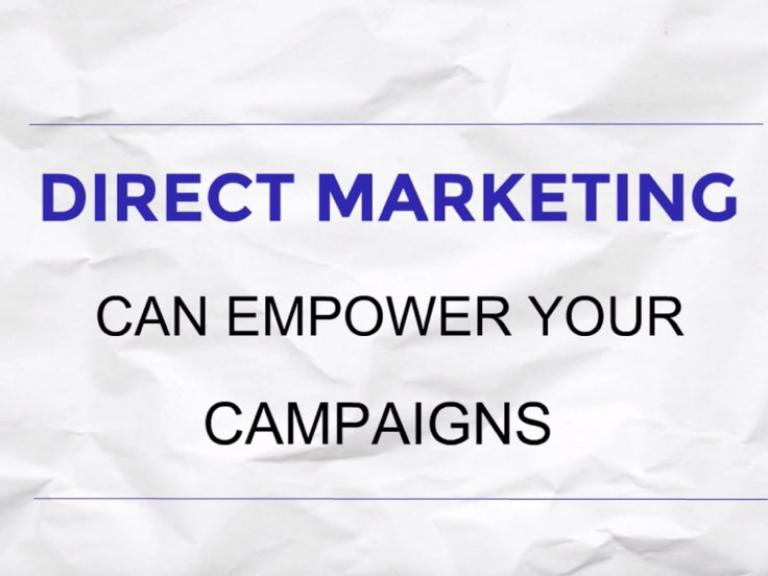 How our digitally obsessed world is re-discovering the power of direct marketing