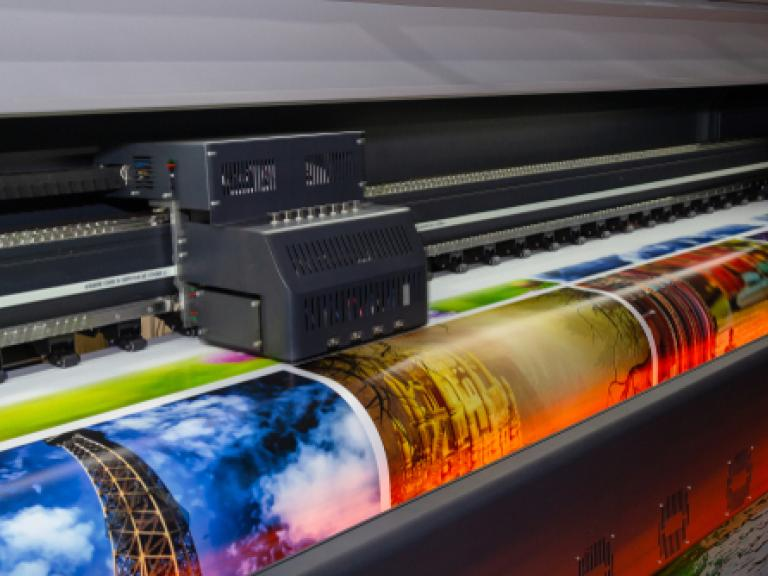 Offset v.s Digital Printing