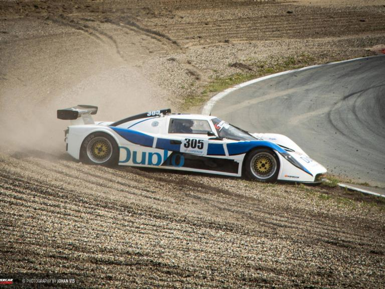 The Supercar Challenge: Duplo's first time at Assen Circuit
