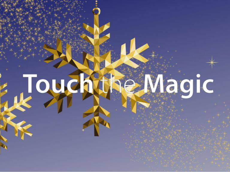Touch The Magic: Duplo bring the magic of touch to print this Christmas