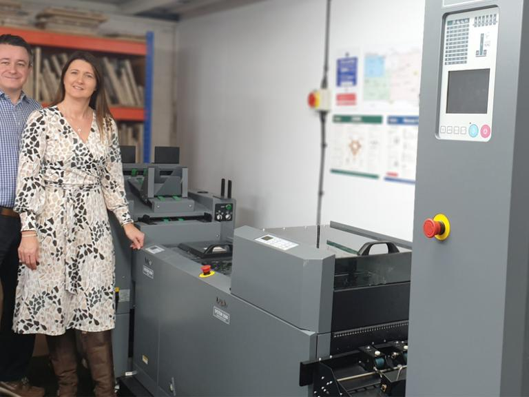 350 booklet maker testimonial