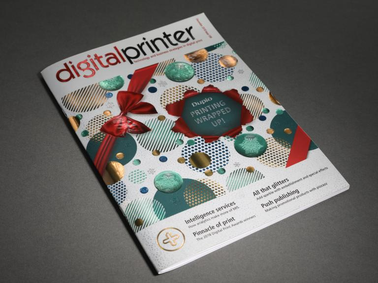 digital printer magazine