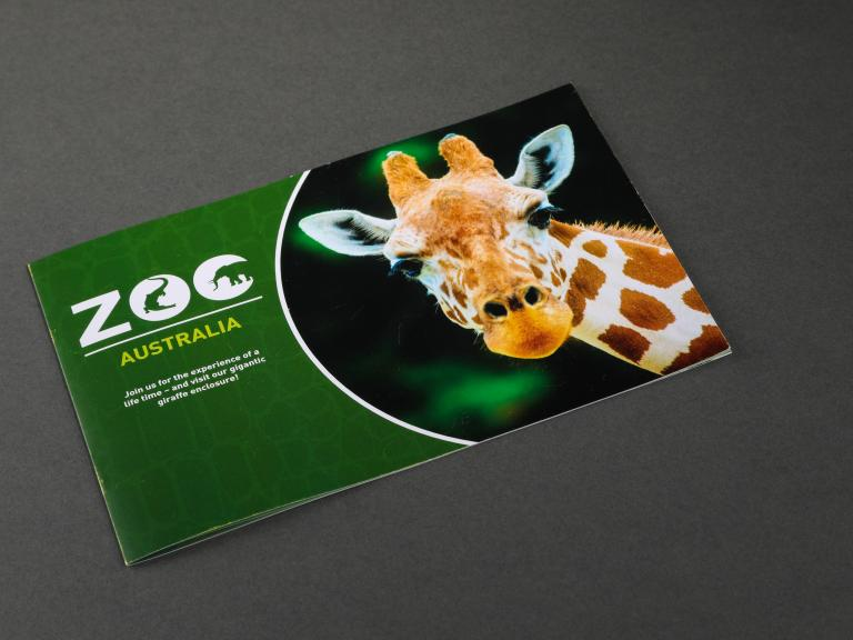 zoo booklet
