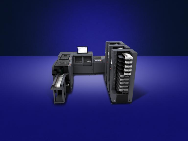 iSaddle system machine image