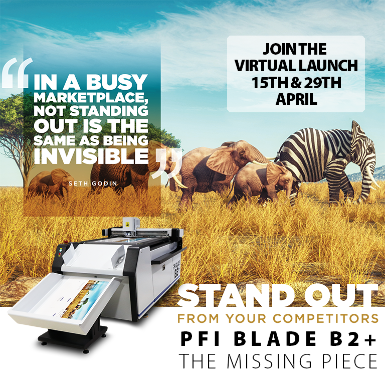 Join us for our PFi Blade B2+ product launch webinar